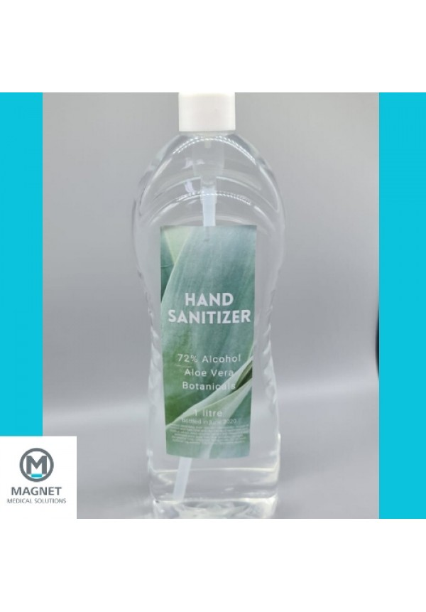 1L Hand Sanitizer 72% Alcohol
