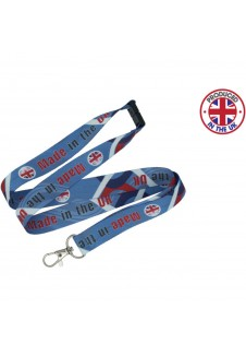 Express Dye Sublimation Lanyards