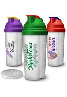 Shakermate - 700ml/24oz Protein Shaker