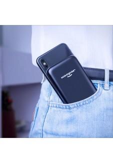 Xoopar Bubble Bang Wireless Charging Powerbank - Black