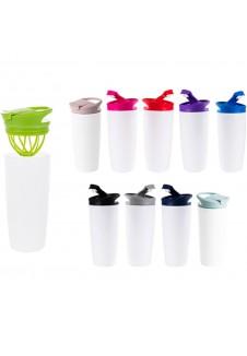 Shakermate - 700ml/24oz Full Colour Protein Shaker