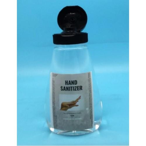 Squeeze bottle sanitizer